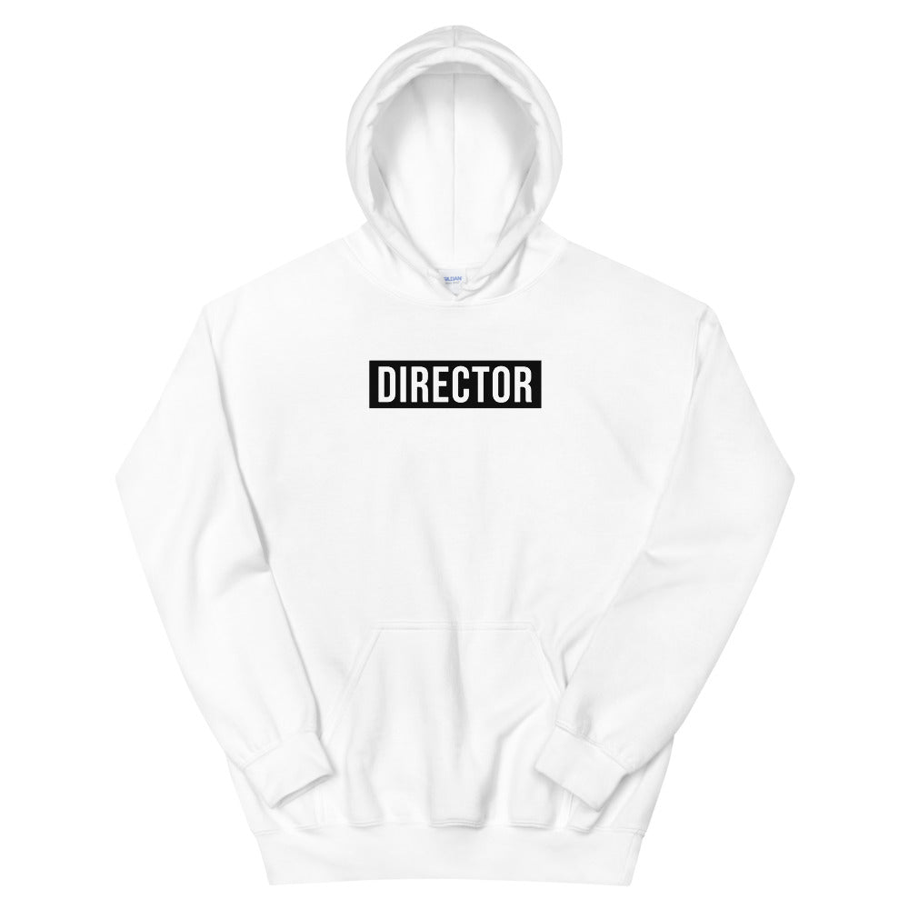 TheDirector Hoodie - White