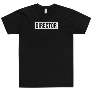 TheDirector T-Shirt - Black
