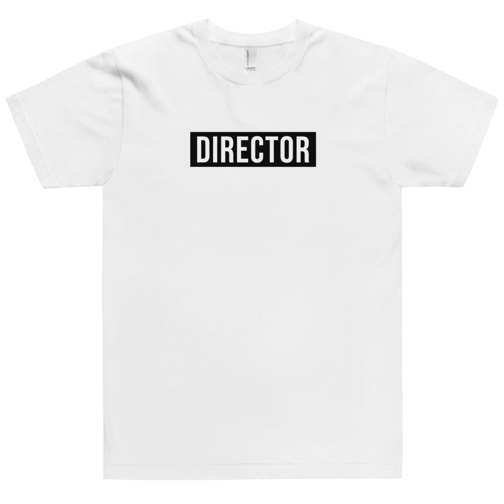 TheDirector T-Shirt - White