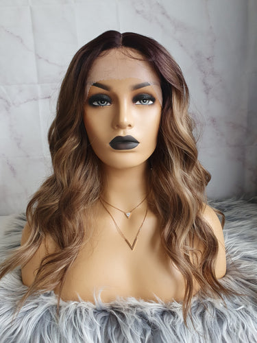 Isabella Synthetic Wig