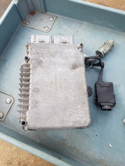 03 DODGE CARAVAN TOWN & COUNTRY 04727319AD ECU ENGINE CONTROL COMPUTER key n immobilizer - USEDPARTSRUS
