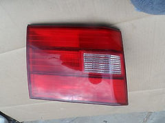 95-97 LEXUS LS 400 LS400 OEM LEFT PASSENGER INNER TAIL LIGHT ASSEMBLY L/H - USEDPARTSRUS