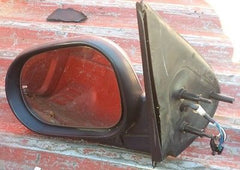 1998-2001 MERCEDES BENZ W163 ML320 ML430 POWER DOOR MIRROR DRIVER SIDE LEFT L/H - USEDPARTSRUS