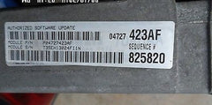 02 DODGE CARAVAN TOWN & COUNTRY 3.3L FLEX ECU ECM ENGINE COMPUTER 04727423AF - USEDPARTSRUS