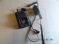 Motorola HLN6581A Radio Charger Cradle COMPLETE UNIT - USEDPARTSRUS