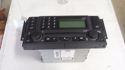 LAND ROVER LR3 05-07 RADIO CD PLAYER 6 CD CHANGER RECEIVER