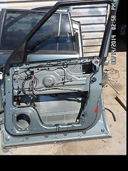 03-09 LAND RANGE ROVER L322 HSE 4.4 FRONT PASSENGER DOOR SHELL ASSEMBLY COVER - USEDPARTSRUS