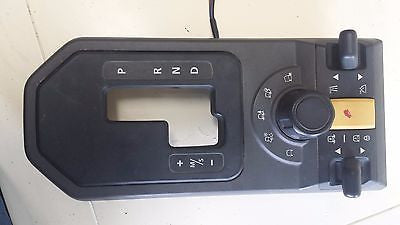05-09 LAND ROVER LR3 SWITCH PANEL CONTROL FLOOR CONSOLE HIGH