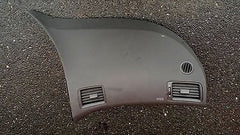 06-08 HONDA CIVIC PASSENGER RIGHT AIR BAG AIRBAG BLACK DASH 77850-SNA-A816-M1 - USEDPARTSRUS