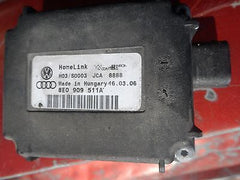 2002-2005 AUDI A4 HOME LINK CONTROL MODULE / GARAGE DOOR OPENER 8E0 909 511A - USEDPARTSRUS