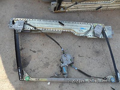 1998-2002 VOLVO C70 COUPE LEFT DRIVER WINDOW MOTOR REGULATOR COMPLETE L/H - USEDPARTSRUS