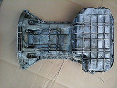 2003 MERCEDES BENZ W210 W202 S210 CHRYSLER CROSSFIRE ENGINE OIL PAN R1120140702 - USEDPARTSRUS
