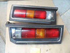 1979-1981 TOYOTA SUPRA LEFT & RIGHT PASSENGER DRIVER TAIL LIGHT TAILIGHT SET - USEDPARTSRUS