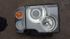 03 04 05 LAND ROVER RANGE ROVER XENON HEADLIGHT HEAD LIGHT ASSEMBLY PASSENGER RH - USEDPARTSRUS