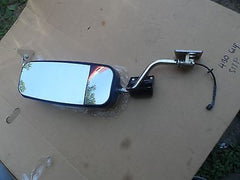 RETRAC POWER MIRROR DRIVER SIDE CHROME FINISHED HEATED MIRROR 2-9525