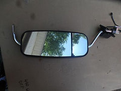 Retrac mirror DRIVER Side Heated Glass truck mirror