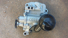 08 09 10 11 12 AUDI A4 A5 TT ENGINE OIL PUMP STRAINER PAN OEM  06H115105 - USEDPARTSRUS