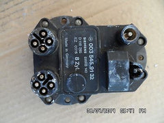 1979-91 Mercedes  420SEL 500SL 500SEL Bosch Ignition Control Module #0035459132 - USEDPARTSRUS