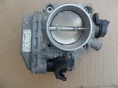 96-99 MERCEDES BENZ R129 THROTTLE BODY CONTROL 1041410025 0205003042 SL S C E - USEDPARTSRUS