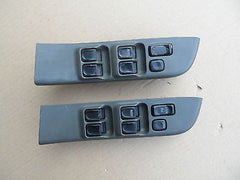 98 99 00 01 02 Isuzu Rodeo HONDA Passport Door Master Power Window Switch - USEDPARTSRUS