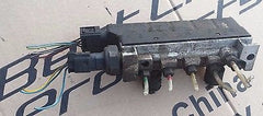 02 MERCEDES S500 W220 S CLASS AIR SUSPENSION VALVE COMPRESSOR PUMP A2203200258 - USEDPARTSRUS
