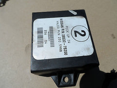 07 08 09 10 11 12 NISSAN TITAN PICKUP PARKING ASSIST MODULE 28532-7S200 OEM - USEDPARTSRUS