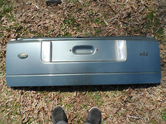 2003-2007 LAND ROVER RANGE ROVER TAILGATE TAIL GATE LOWER LR018131  LR 018131 - USEDPARTSRUS