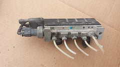 2002 MERCEDES BENZ W220 S CLASS AIR SUSPENSION COMPRESSOR PUMP VALVE A2203200258 - USEDPARTSRUS