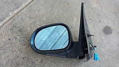 98-01 MERCEDES ML320 ML430 ML55 Driver Side Electric Door Mirror Left side L/H - USEDPARTSRUS