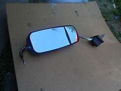 Retrac mirror Passenger Side Heated Glass truck mirror
