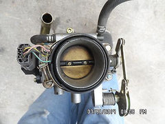 95 96 97 98 99 00 01 02 MAZDA MILLENIA Throttle Body KJ01 0810 Original OEM - USEDPARTSRUS
