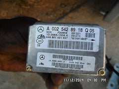03-05 Mercedes Benz ML350 Yaw Turn Rate Switch Sensor A0025458918 - USEDPARTSRUS