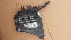 JEEP GRAND CHEROKEE 4.0L ECU ENGINE CONTROL COMPUTER P56041637AG IMMOBILIZER KEY - USEDPARTSRUS