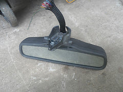 1996-2006 Volvo S80 S60 V70 XC70 Auto Dimming Power Rear-View Mirror P/N 015469 - USEDPARTSRUS