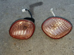 OEM 98-05 LEXUS GS300 GS400 GS430 REAR LEFT SIDE TRUNK LID TAIL LIGHT OEM