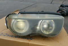 BMW 7 SERIES 745I 750 PASSENGER RIGHT L/H HID XENON HEADLIGHT NON AFS  OEM 02-05 - USEDPARTSRUS