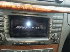 MERCEDES BENZ W211 E500 OEM RADIO STEREO GPS NAVIGATION NAVI NAV DVD CD PLAYER - USEDPARTSRUS