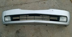 99 00 01 02 03 ACURA RL FRONT BUMPER COVER WITH FOG LIGHTS HAS DAMAGES PICTURED - USEDPARTSRUS