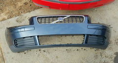 2004-2007 Volvo S40 Front Bumper Cover navy blue 30657005 - USEDPARTSRUS