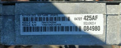 2002 DODGE CARAVAN CHRYSLER VOYAGER 3.8 ECU ECM ENGINE COMPUTER 04727425AF 425AF