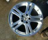 "Mercedes 04-06 E Class 17"" rims A2114013602 tire not included?? - USEDPARTSRUS"
