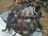 98-02 MERCEDES 210 E320 RWD ENGINE MOTOR LONG BLOCK ASSEMBLY OEM - USEDPARTSRUS