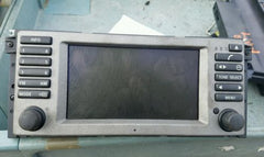 2003-2005 Land Rover Range Rover GPS Navigation Radio Screen Display OEM 500030 - USEDPARTSRUS