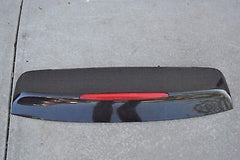 02-06 Trailblazer EXT GMC Hatch Liftgate Spoiler Third Brake light black color - USEDPARTSRUS