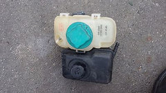 01-04 Volvo Power Steering Coolant Overflow Reservoir Tank 8683455 S60 V70 XC90 - USEDPARTSRUS