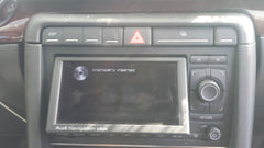 05-08 Audi A4 A 4 Radio CD Disc Player NAVIGATION Display Screen  8H0035192B SD RNS-E OEM - USEDPARTSRUS
