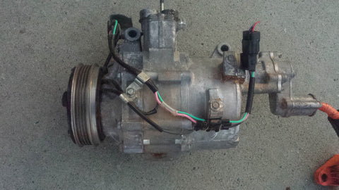 06-11 Honda Civic 1 3L HYBRID A/C AC Air Compressor Pump