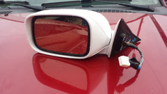 02 03 LEXUS ES300 LEFT SIDE VIEW MIRROR POWER E13010132 W/O MEMORY - USEDPARTSRUS
