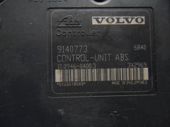 Volvo 850 C70 S70 V70 Anti Lock Brake System Control Unit ABS 9140773