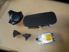 1998 Toyota Celica Airbag Air bag Driver and Passenger side Set W/Sensors and Module - USEDPARTSRUS